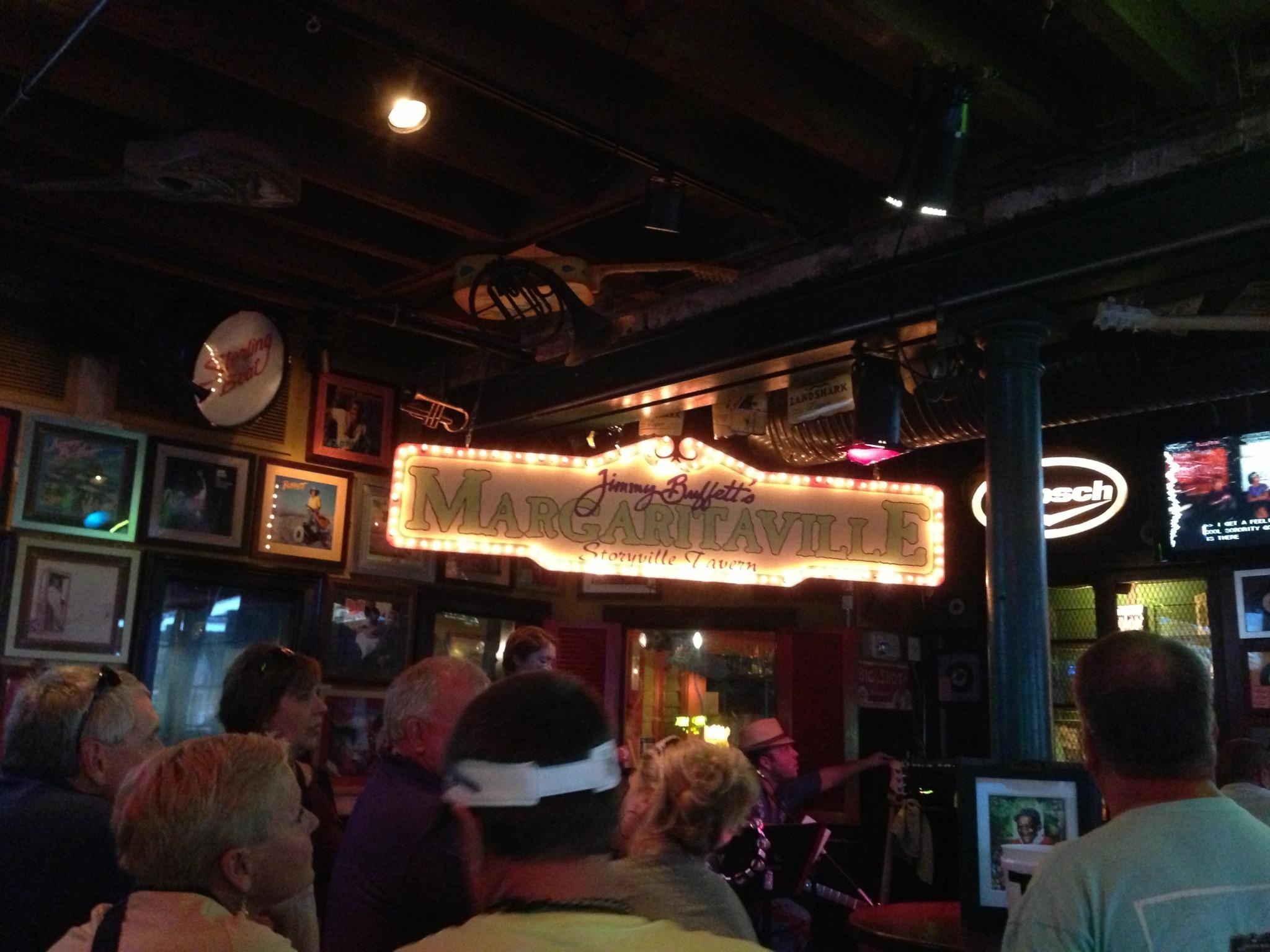 Sendi - Margaritaville, New Orleans