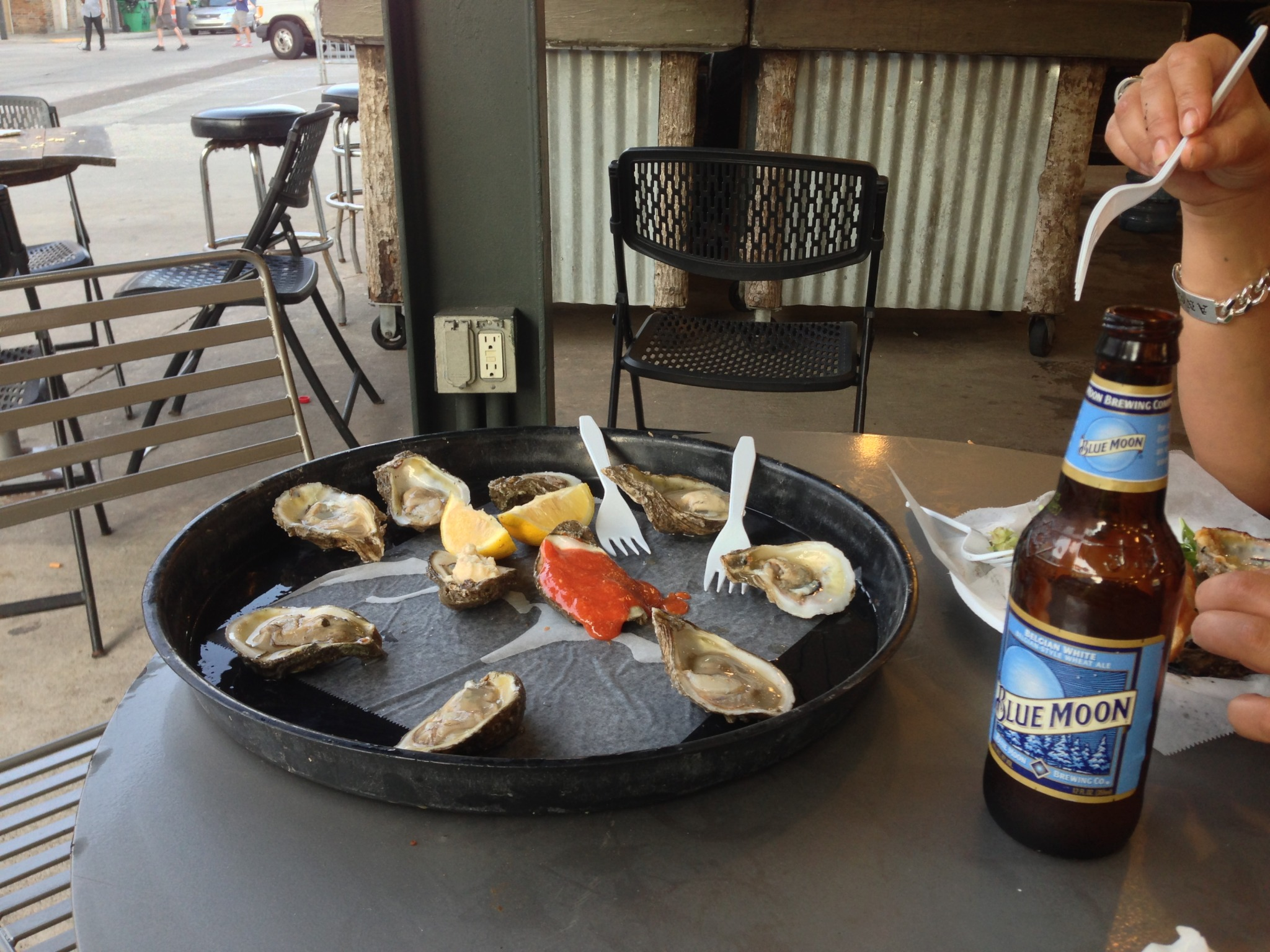 Sendi - Oysters in new orleans
