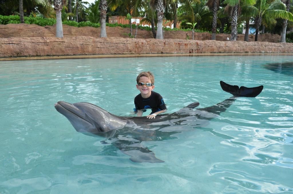 Chris Sendi - The tuna made a new friend!
